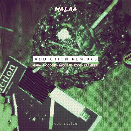 Malaa - Addiction (RemixES) 2019 [EP]