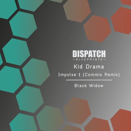 Kid Drama - Dispatch Blueprints 005 [DISBLP005]