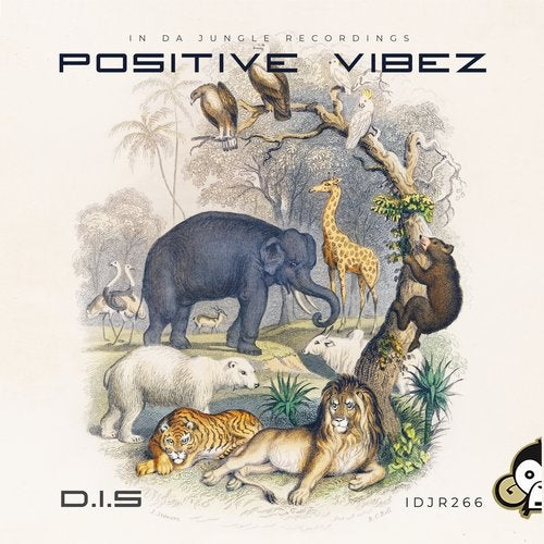 D.I.S - Positive Vibez 2019 (EP)