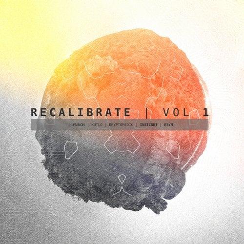 Humanon - Recalibrate, Vol. 1 (EP) 2018