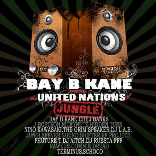 VA - Bay B Kane Presents: The United Nations of Jungle [JMLP04]