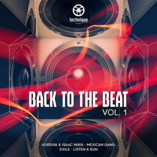Kursiva, Isaac May, Exile - Back To The Beat Vol 1 2018 (EP)