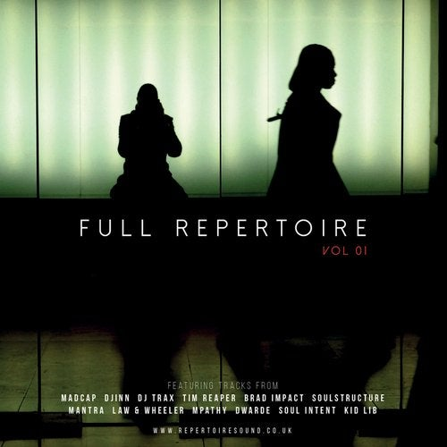 VA - FULL REPERTOIRE VOLUME 1 2016 (LP)