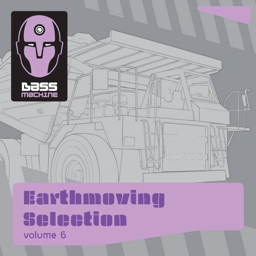 Bass Machine Earthmoving Selection Vol. 6 2018 [LP]