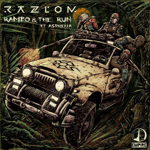 Razlom & Asphexia — Rambo / The Run (EP) 2018