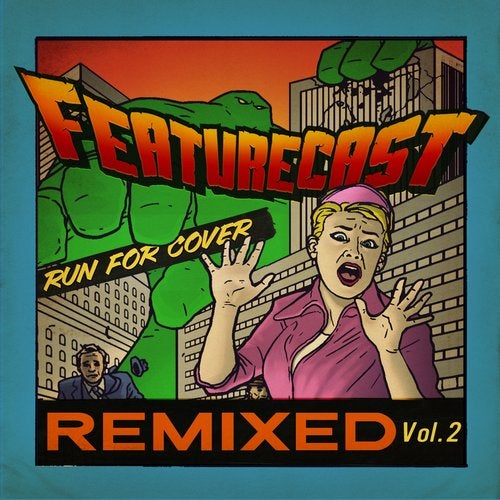 Featurecast - Run for Cover Remixes, Vol. 2 (EP) 2013
