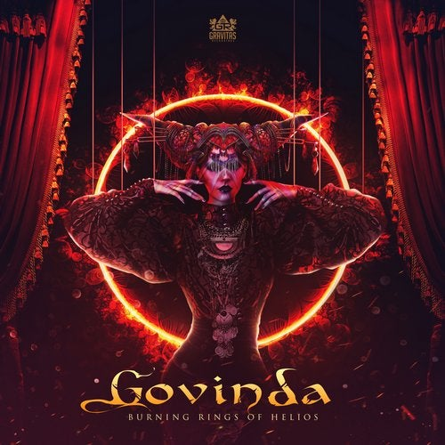 Govinda - Burning Rings of Helios 2019 (LP)