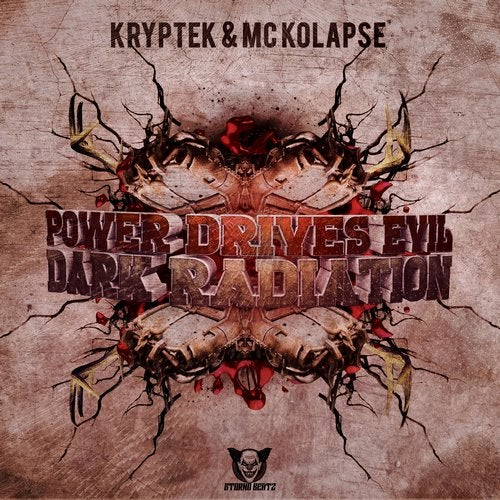 Kryptek - Dark Radiation / Power Drives Evil (EP) 2018