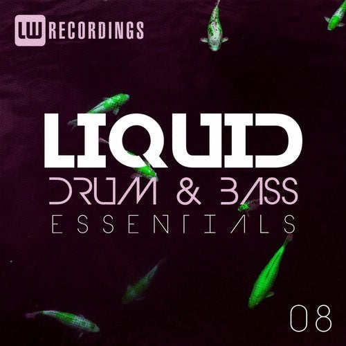 LIQUID DRUM & BASS ESSENTIALS, VOL. 08 2018 [LP]