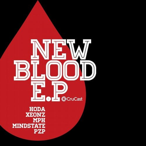 VA - NEW BLOOD CRUCAST (EP) 2019