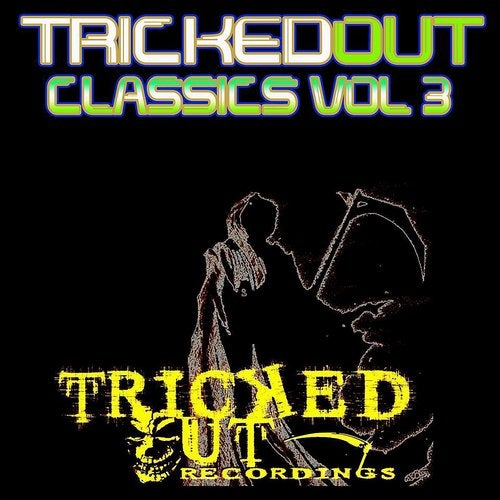 Omar Santana - Tricked Out Classics, Vol. 3 2016 [LP]