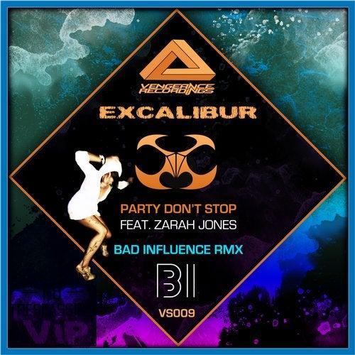 Excalibur - Party Don't Stop Remix 2019 (EP)