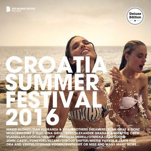 Croatia Summer Festival 2016 (Deluxe Version) [Big Mamas