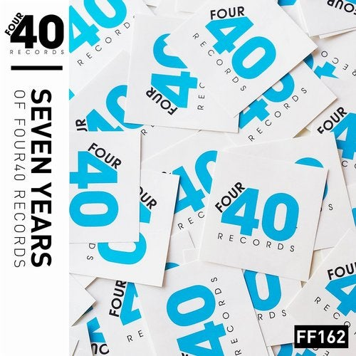 VA — 7 YEARS OF FOUR40 RECORDS [LP] 2018