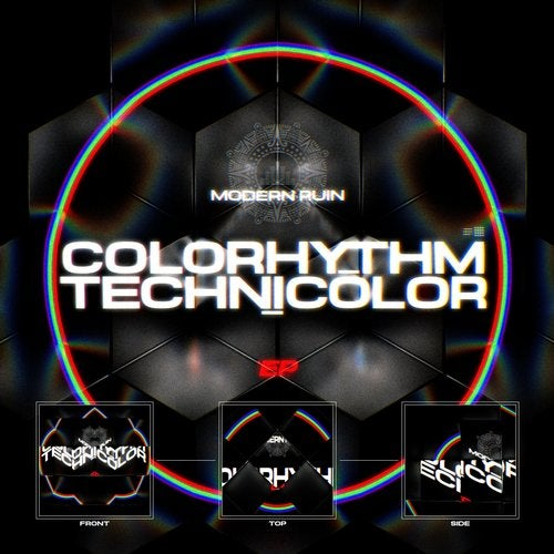 Colorhythm - Technicolor (EP) 2019