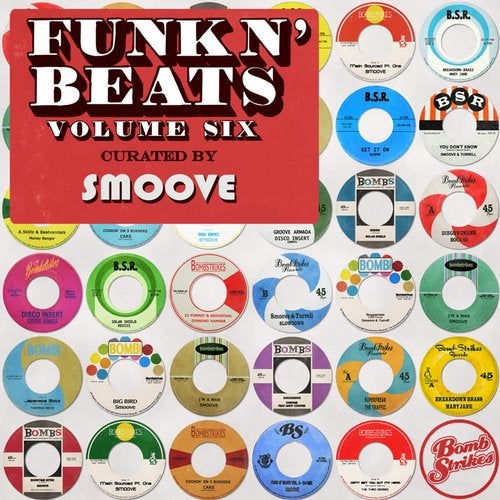 VA - FUNK N' BEATS, VOL. 6 (CURATED BY SMOOVE) [LP] 2018
