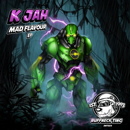 K Jah - Mad Flavour 2019 [EP]