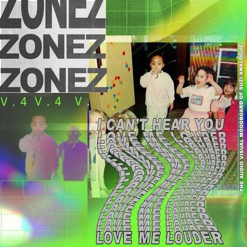 Suzi Analogue - ZONEZ V 4 Love Me Louder 2019 [LP]
