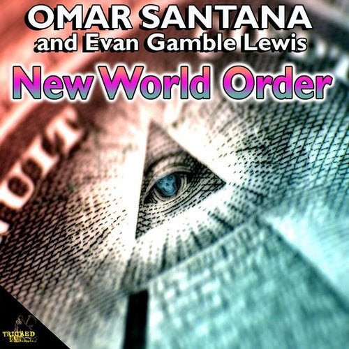 Omar Santana - New World Order 2016 [LP]