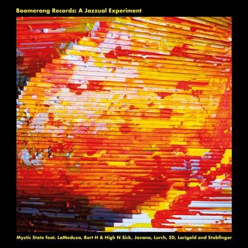 VA - A JAZZUAL EXPERIMENT 2019 [LP]