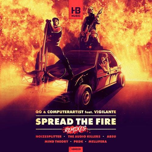 Download QO, Computerartist, Vigilante - Spread the Fire (Remixes) (HBM028) mp3
