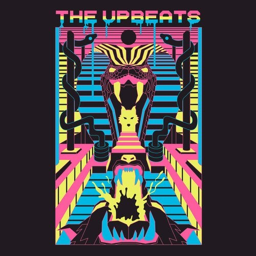 The Upbeats - Sweeper / Disorder (EP) 2019