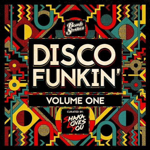 VA - Disco Funkin Vol 1 (Curated By Shaka Loves You) (LP) 2019