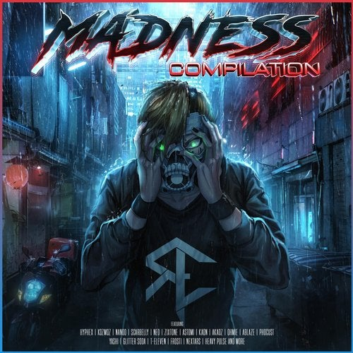 VA - MADNESS (REINELEX MUSIC) (LP) 2019
