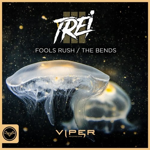 Trei - The Bends / Fools Rush [EP] 2018