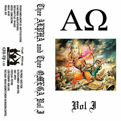 VA - Thee Alpha And Thee Omega, Vol. I