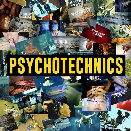 Caspa - PSYCHOTECHNICS 2019 [EP]
