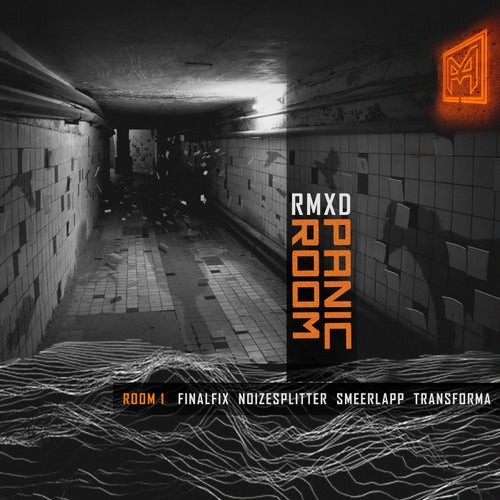 Download BorkerBrothers - Panic Room RMXD - Room 1 (H024) mp3