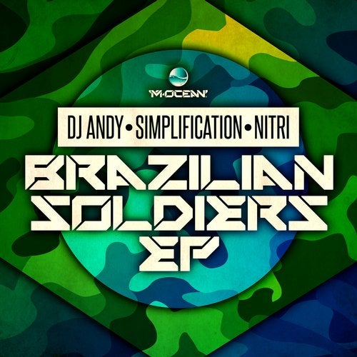 DJ Andy - Brazilian Soldiers EP