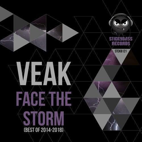 Veak - Face The Storm (Best of 2014 - 2018) 2018 [LP]