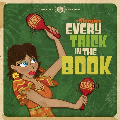 The Allergies - Every Trick in the Book EP