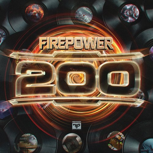 VA - FIREPOWER 200 (LP) 2019