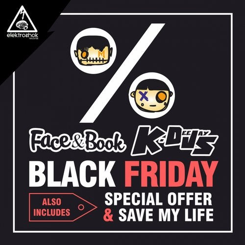 Face and Book - Black Friday [EP] 2018