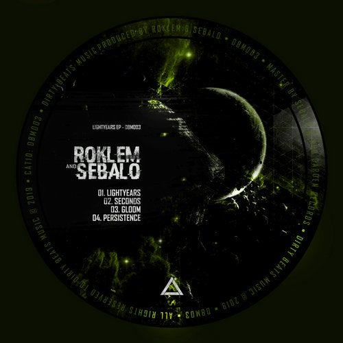 Roklem and Sebalo - Lightyears (EP) 2019