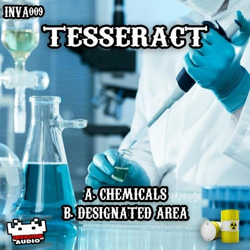 Tesseract — Chemicals / Designated Area [EP] 2018