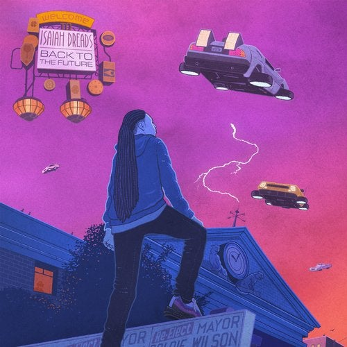 Isaiah Dreads - Back To The Future (LP) 2018