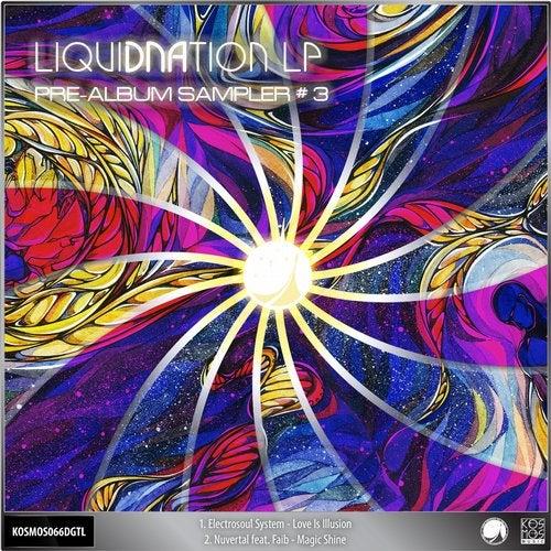 VA - LiquiDNAtion LP - Pre-Album Sampler # 3 [EP] 2017