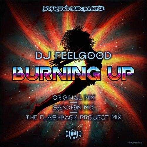 DJ Feelgood - BURNING UP (EP) 2019