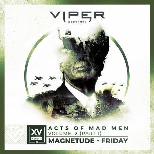 Magnetude - Friday 2019 [Single]