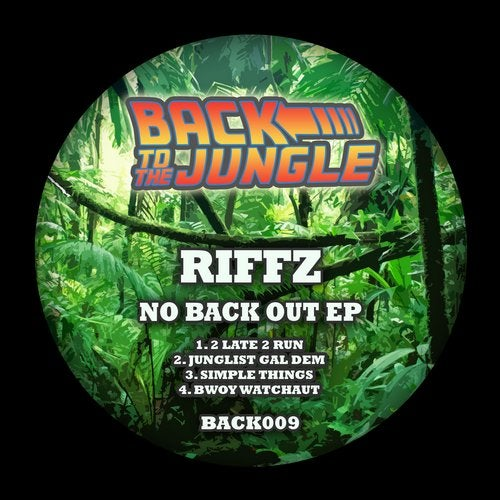 Riffz - No Back Out [EP] 2019
