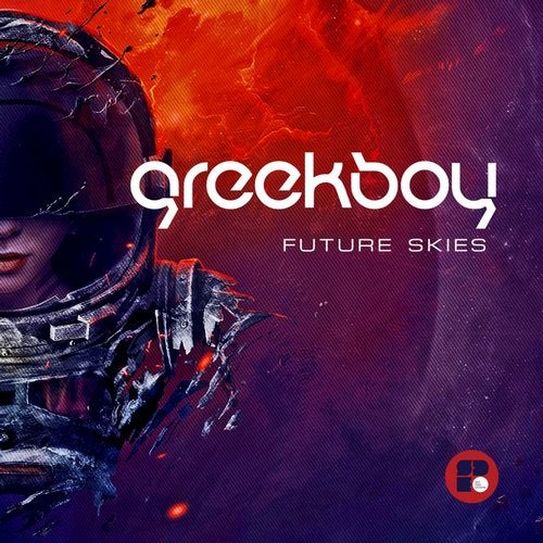 Greekboy - Future Skies (EP) 2017