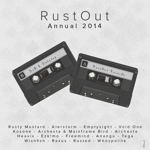 VA - RUSTOUT ANNUAL 2014 [LP]