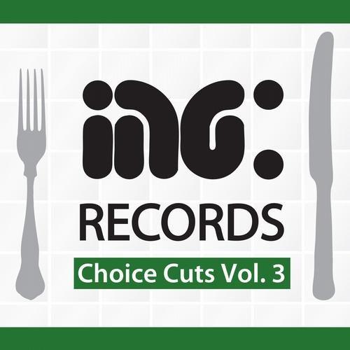 VA - INGREDIENTS CHOICE CUTS, VOL. 3 [LP] 2013