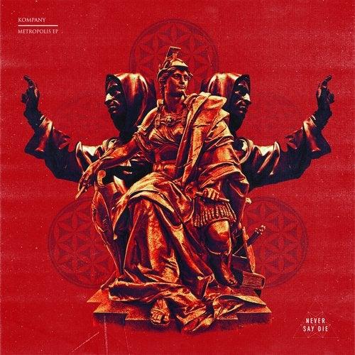 Kompany - Metropolis (EP) 2019