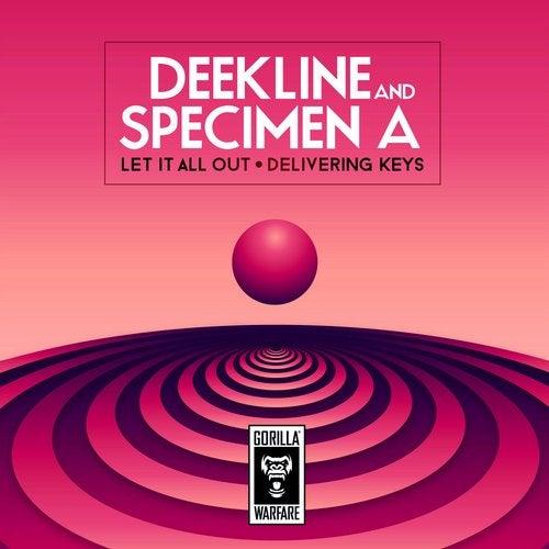 Deekline, Specimen A - Let It All Out / Delivering Keys [EP] 2018
