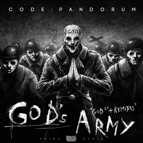 Code Pandorum - God's Army (Remxies) 2016 [LP]